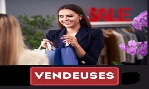 VENDEUR/EUSE ACCESOIRES ET CHAUSSURES FEMME (50%)